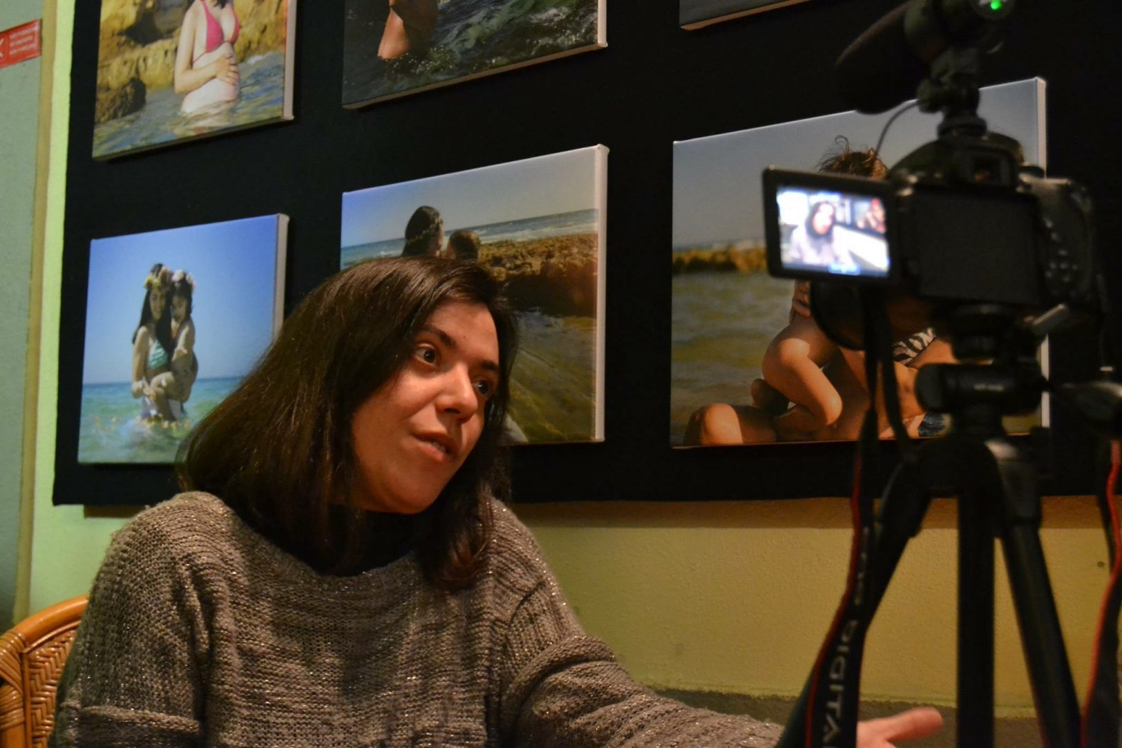 Entrevista com Bárbara Rocha
