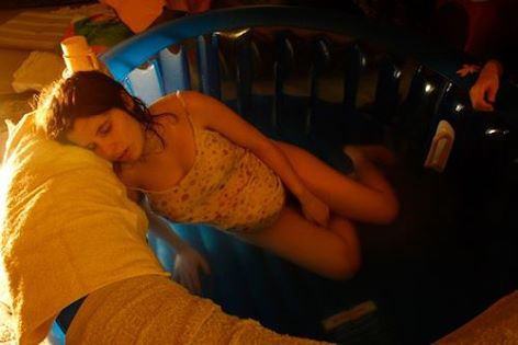 [Relato de parto, que sonhava na Água mas… #2] Diana Dias