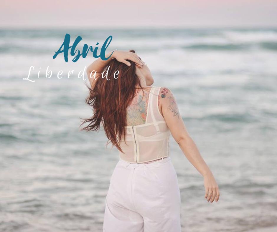 Em Abril vamos libertar!